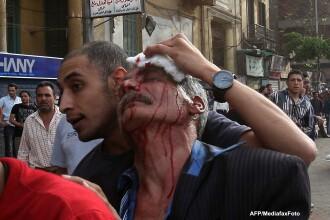 Confruntari violente intre crestini si musulmani la Cairo. O persoana a fost ucisa