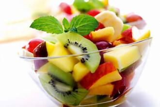 Cantitatea optima de fibre si fructe pentru o viata sanatoasa si fara probleme digestive