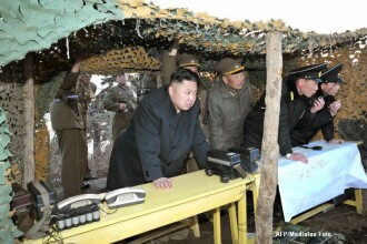 Coreea de Nord pregateste testarea unei rachete si unei bombe nucleare, anunta Seulul