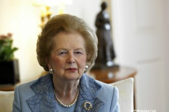 Pregatirile pentru inmormantarea lui Margaret Thatcher sunt finalizate. Cum va decurge ceremonia