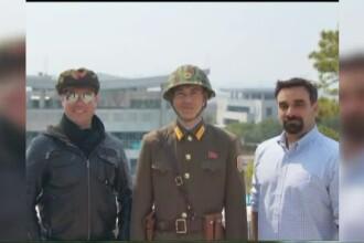 Povestile a doi turisti americani, care au mers in vacanta in Coreea de Nord