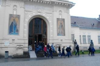 Pasionatii de istorie au sansa sa lucreze la Muzeul National din Alba Iulia