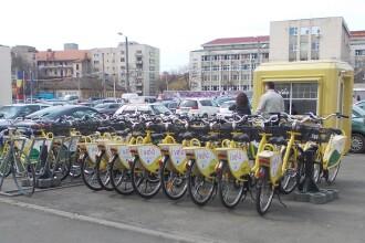 Start la mersul pe doua roti. Cum poti rezerva online o bicicleta, in Timisoara