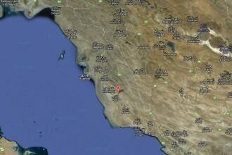 Cutremur cu magnitudinea de moment de 6,3 in sudul Iranului. Cel putin trei oameni au murit