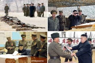 Ministru francez: E foarte periculos jocul lui Kim Jong-un. Nu se stie ce are in minte