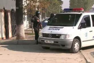 O grupare de camatari din Cluj a fost destructurata de politisti si procurori DIICOT