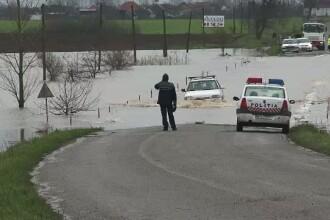 Finantare de 54 de milioane de euro pentru prevenirea inundatiilor in Romania, aprobata la Bruxelles