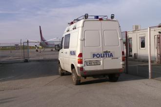 Incident pe Aeroportul International