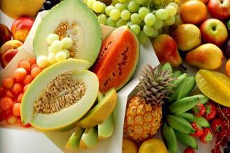 Nu mancati fructe ca desert si nu le introduceti seara in meniu. Ce ne recomanda specialistii