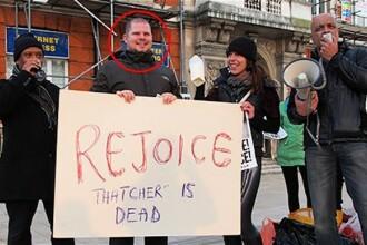 De ce sarbatoresc britanicii pe strazi moartea lui Margaret Thatcher. BBC o compara cu o vrajitoare
