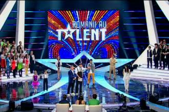 Cele mai spectaculoase momente de la Romanii au talent, a doua semifinala. Cine sunt finalistii