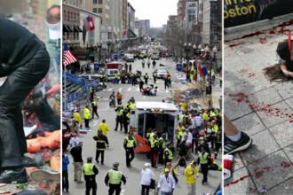 CNN: Inca trei suspecti au fost arestati in ancheta privind atentatele din Boston