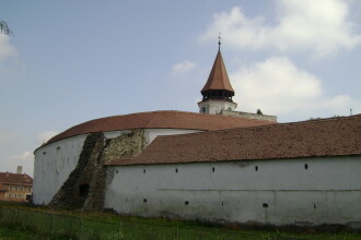 Biserica fortificata de la Prejmer. Vestigii ale cavalerilor teutoni, incluse in patrimoniul UNESCO