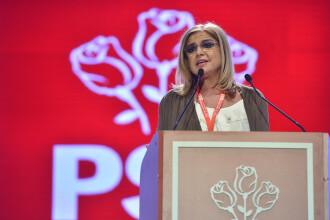 Cristina Topescu s-a inscris in PSD.