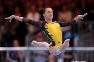 Larisa Iordache, medalia de aur la barna, la Moscova. Romania incheie CE cu sapte medalii
