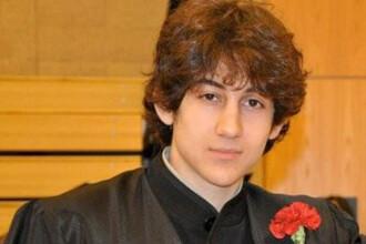 Jokar Tarnaev, suspectul in atentatul de la Boston, a fost transferat de la spital la inchisoare