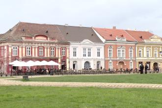 Robu ii invita la concurs pe patronii teraselor din Timisoara. Ce premiu pune la bataie