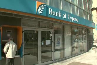 Printre anunturi seci si usi inchise, romanii cu conturi la Bank of Cyprus au primit si o veste buna
