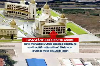 Nota de plata pentru Mantuirea Neamului. Catedrala costa cat 300 km de autostrada sau 1500 de scoli