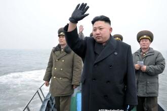 Regimul comunist din Coreea de Nord a demarat constructia unei piste de ski de clasa mondiala