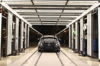 Daimler investeste 300 de milioane de euro in Romania. O noua generatie de cutii de viteza la Cugir