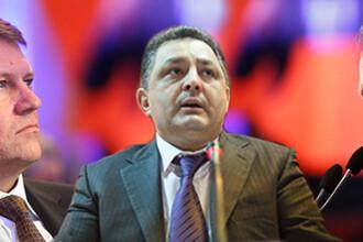 ANI: Stolojan - fals in declaratii, Iohannis - incompatibilitate, Vanghelie - nereguli la avere