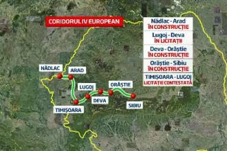 Explicatia halucinanta pentru lipsa autostrazilor in Romania. Ce se va construi in 2013
