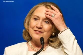 Scandal in SUA. Hillary Clinton, acuzata intr-un raport al Congresului privind atacul de la Benghazi