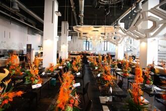 Concurs national de aranjamente florale de ziua nationala a Olandei - Ziua Reginei