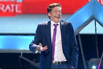 ROMANII AU TALENT, sezonul 3: Stefan Mihai a ridicat sala in picioare cu numarul sa de actorie
