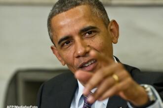 Barack Obama indeamna Congresul sa puna capat taierilor bugetare