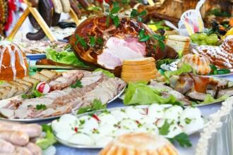 RETETE DE PASTE: Cum prepari retete sanatoase si gustoase pentru masa de Paste