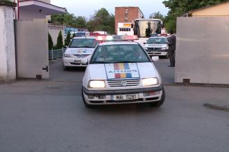 Razie in Piata de Gros din Timisoara. Peste 9 tone de legume si fructe au fost confiscate