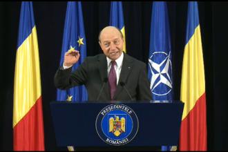 Traian Basescu i-a dat replica lui Victor Ponta in scandalul ICR: