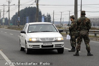 Cutremur Chile. Autoritatile au trimis Fortele Armate in nordul tarii dupa ce 300 de detinute au evadat in urma seismului