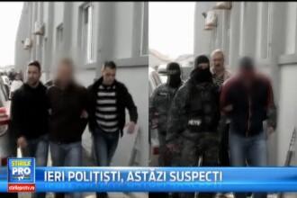 Unul dintre fostii politisti din Sibiu arestati preventiv sustine ca a fost batut de cei din trupele speciale