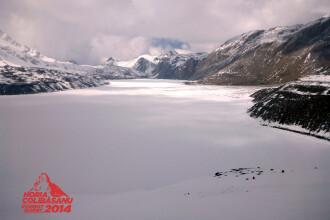 Horia Colibasanu,in apropierea unuia dintre cele mai mari lacuri din lume.Inceputul unei expeditii provocatoare catre Everest