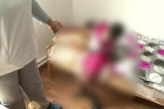 Un adolescent de 15 ani si 30 de kg, gasit intr-un camin privat din Buzau. Procurorii vorbesc despre o institutie a torturii