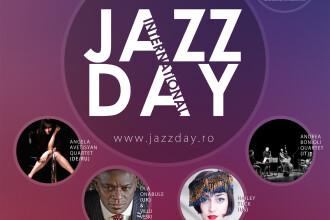 Ziua Internationala a Jazzului, sarbatorita la Cluj-Napoca