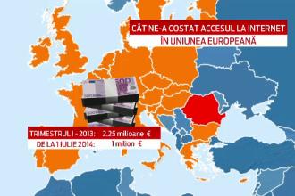 De la 1 iulie accesul la internet pentru cei care merg in vacanta intr-o tara din UE va fi cu 60% mai ieftin