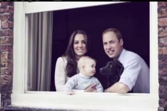 La numai 8 luni, printul George a pornit in primul sau turneu oficial, alaturi de parinti, in Australia si Noua Zeelanda