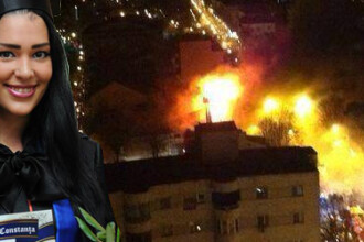 Incendiul mortal din Constanta, FILMUL EVENIMENTELOR. Unde erau cele trei fete in momentul in care au izbucnit flacarile
