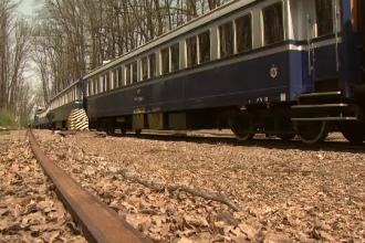 Trenul regal a revenit in Gara de Nord. Programul pentru urmatoarea saptamana, in care va putea fi vizitat de cei curiosi