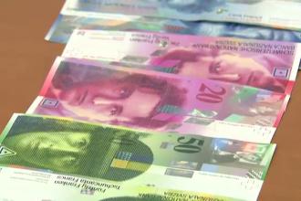 Parlamentul vrea protectie fata de executarile silite pentru cei cu credite in franci elvetieni