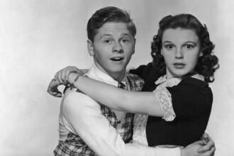 Mickey Rooney, unul dintre primii copii vedeta de cinema, a murit la 93 de ani. Glorioasa sa cariera la Hollywood