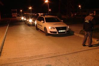 Politia de Frontiera Timis face ancheta interna pentru a afla cum au trecut contrabandistii de tigari prin vama Moravita