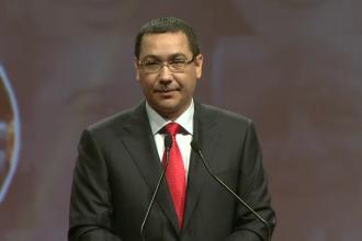 Victor Ponta catre membrii PSD: