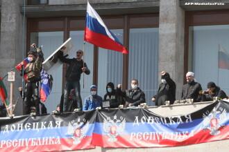 Criza in Ucraina. Tensiuni in estul tarii, cu o zi inaintea unui
