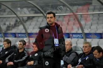 Paszkany nu mai e sef in Cluj. Cum a ajuns U peste CFR