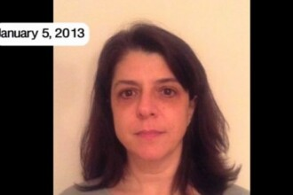 O femeie din SUA si-a documentat, timp de un an, transformarile prin care a trecut dupa ce a aflat ca are cancer. VIDEO